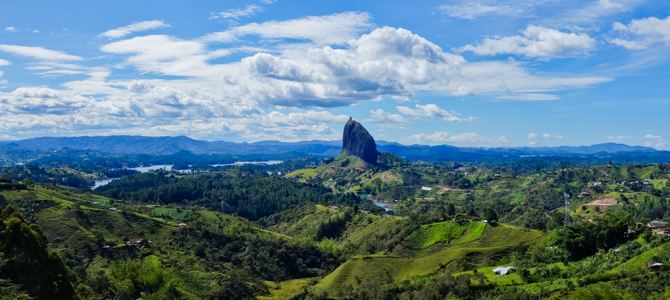 Captivating Colombia