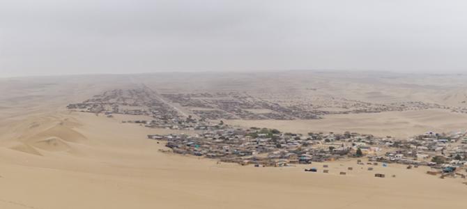 Catching the Dakar