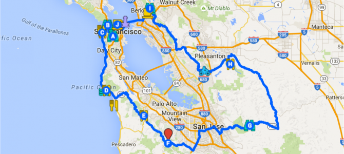 Wolf & Zebra – San Francisco Motorcycle Bay Tour